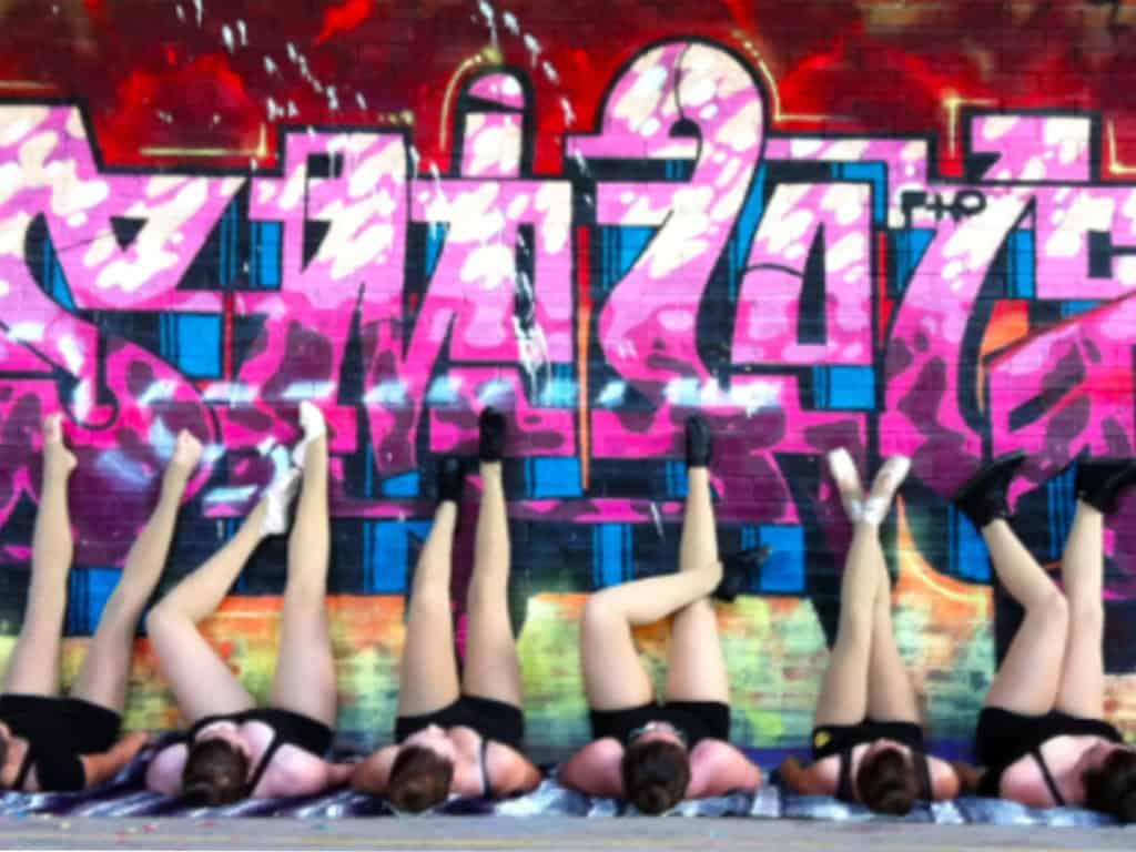 girls dance wear